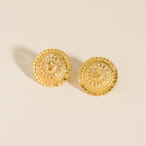 Sai Earrings - Haati Chai