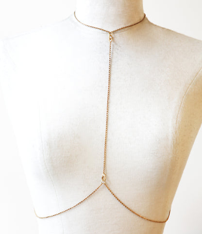 Linga Body Chain
