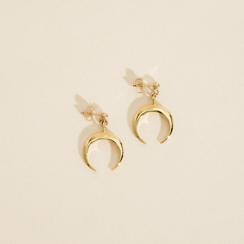 Ric Earrings - Haati Chai