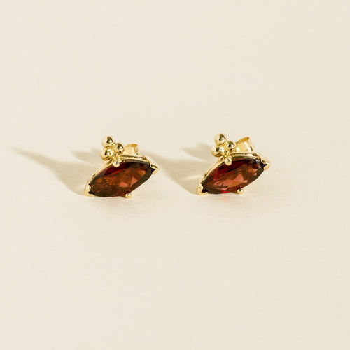 Sutra Earrings - Haati Chai