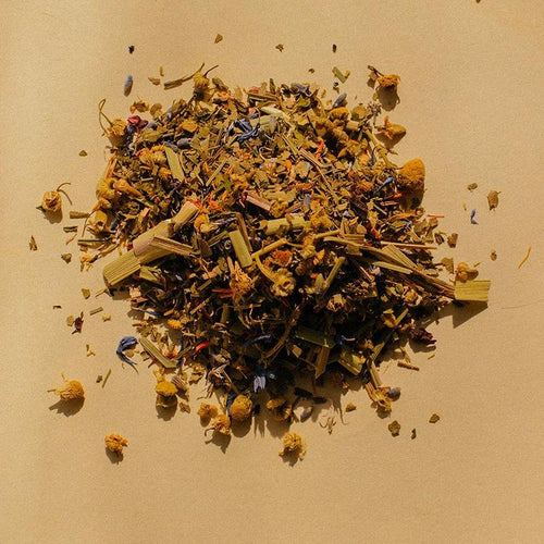 Relaxing Chamomile Lavender Tea - Haati Chai