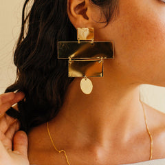 Maya Earrings - Haati Chai