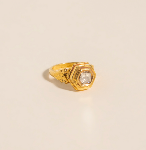 Sohrab Birthstone Ring