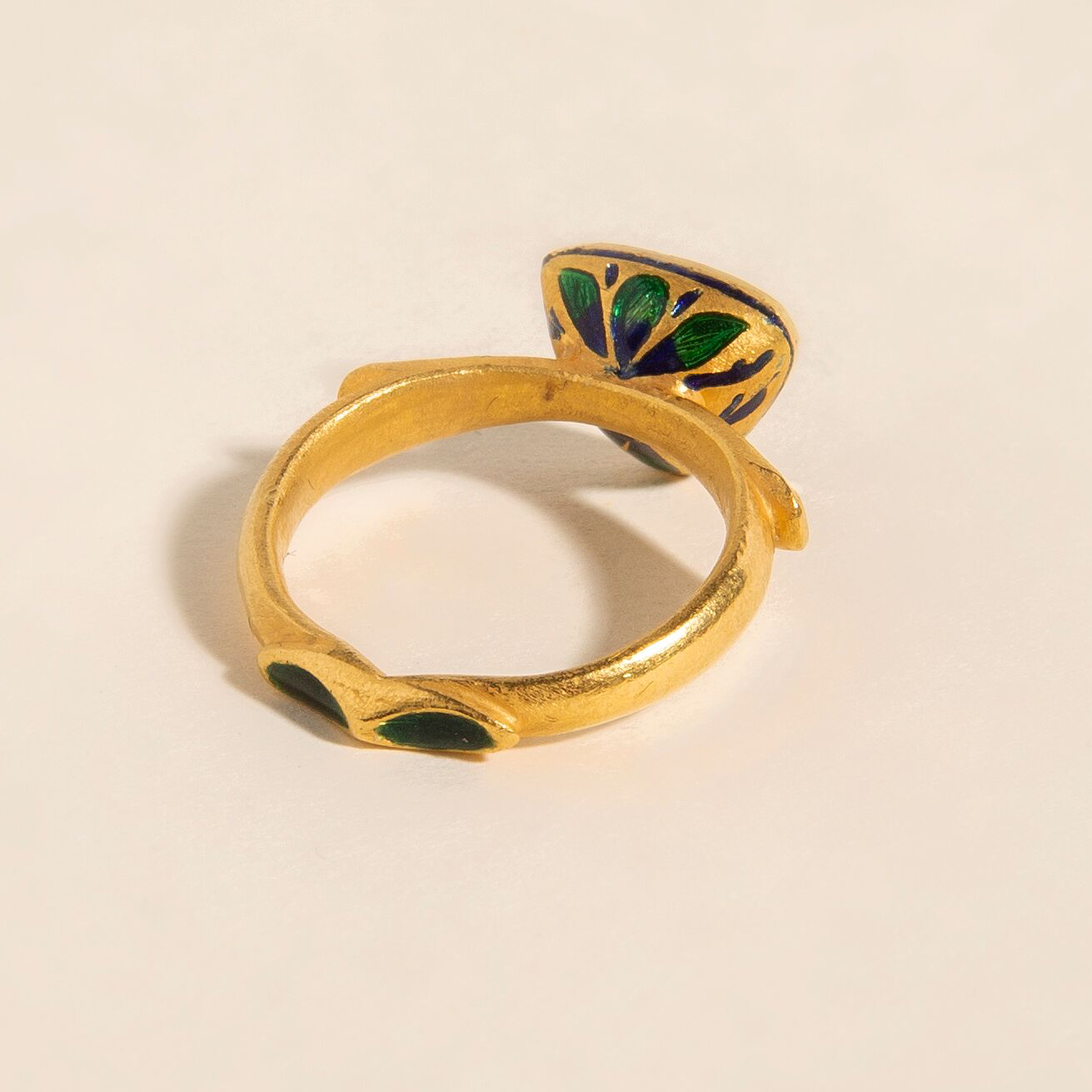 Jahan Engagement Ring - Haati Chai