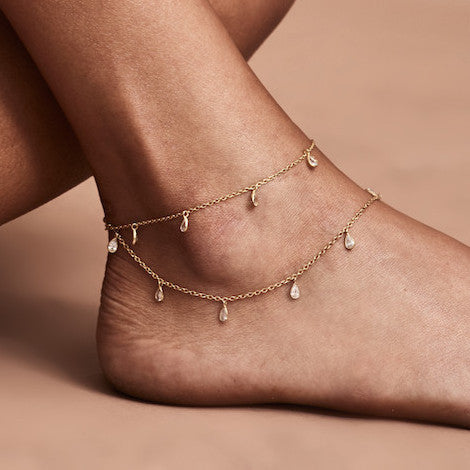 Florence Anklet - Haati Chai - 1