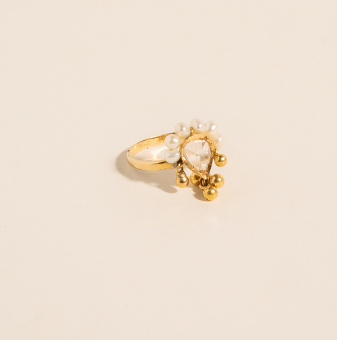Padma Engagement Ring
