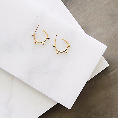 Minah Earrings
