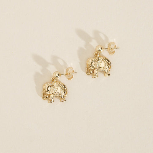 Ellie Earrings - Haati Chai