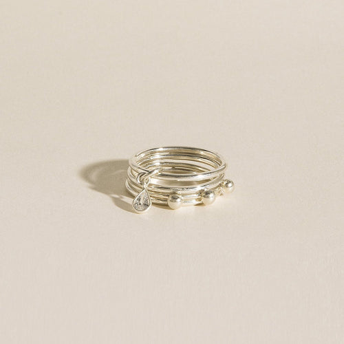 Carmen Ring Set - Haati Chai