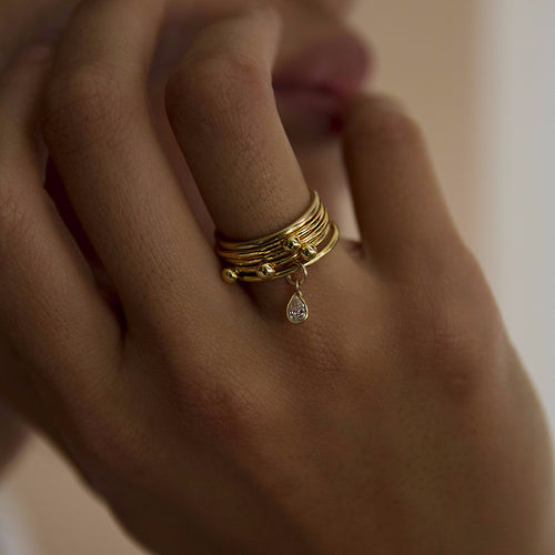 Carmen Ring Set