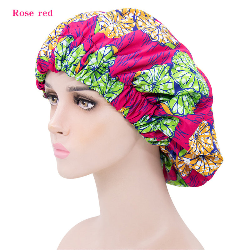 Super Fashion Women's  Wearing Bonnets Sleeping Different Style