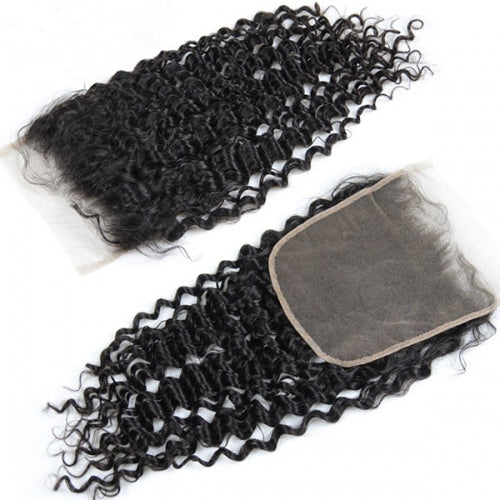 RoseHair 5*5 HD Invisible Lace Closure Human Virgin Hair All Texture - Rose Hair