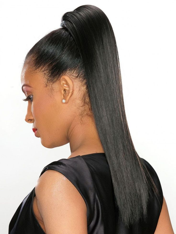 New Fashion ponytail Best Brazilian Virgin Hair All Texture - Rose Hair