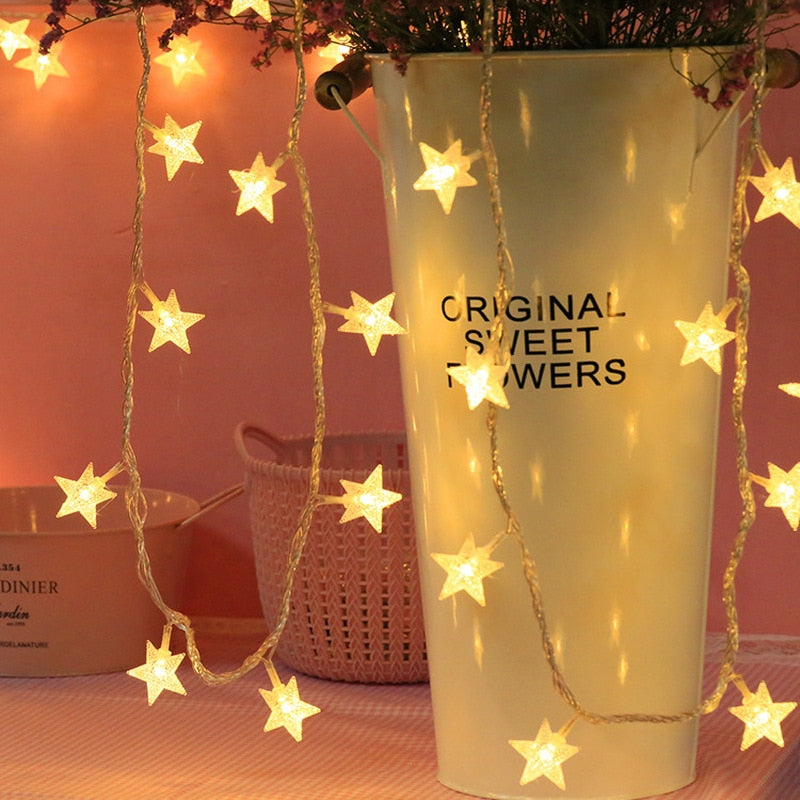 Star Fairy Lights - INTERIORIG