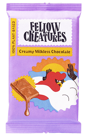 Creamy Milkless Chocolate