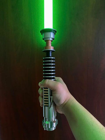 LS V3 Neo Pixel Installer saber hilt with blade and charger