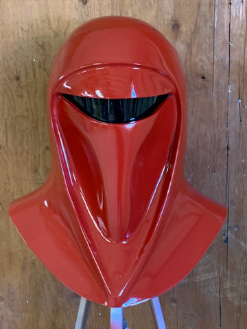 Red Guard Helmet