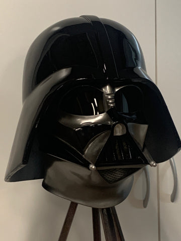 Dark Lord Helmet - wearable or display types