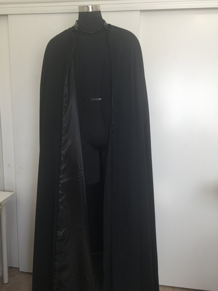 Medium Weight Dark Lord Cape Set by Kelly Jo Boyd