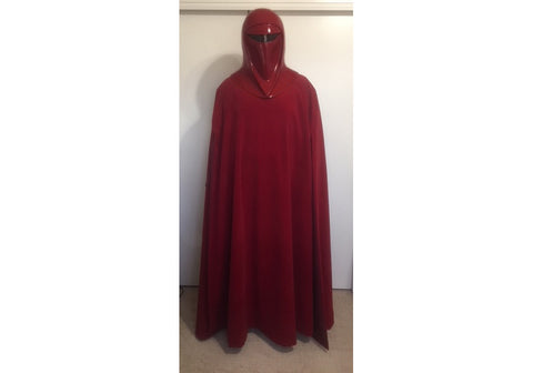 Red Guard Robe Set by Kelly Jo Boyd