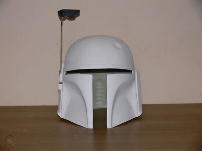 Bounty Hunter helmet unpainted kit