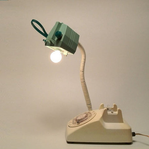 CAMERA PHONE LAMP (SOLD)