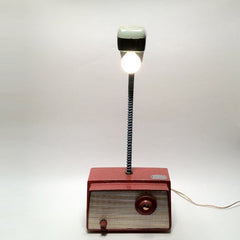 TALK RADIO LAMP (SOLD)