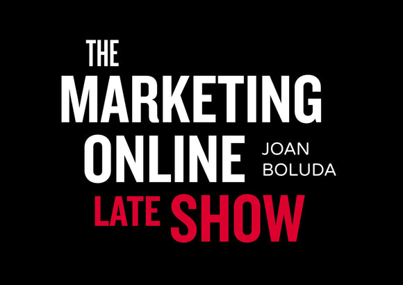 Plakks en The Marketing Online Late Show