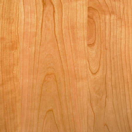 Standout Designs Solid American Cherry Freshly Cut