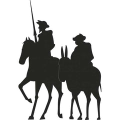 Don Quixote De La Mancha - Onward to Glory We Go!