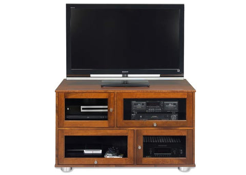 Majestic e5030 solid wood media console