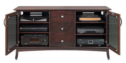60 TV Console with Drawers