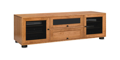 Majestic EX 70-inch Solid Wood Media Console (2 Multi-Purpose Drawers)