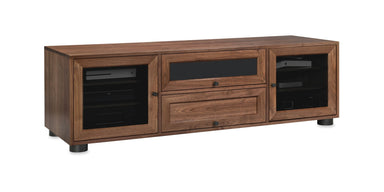 Majestic EX 70-inch Solid Wood Media Console (2 Multi-Purpose Drawers)-Standout Designs