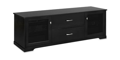 Horizon EX 72-inch Solid Wood Media Console (2 Media Drawers)