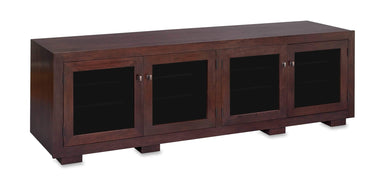 Haven EX 83-inch Solid Wood Media Console (4 Enclosures)-Standout Designs