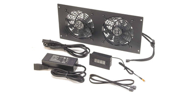 Whisper Breeze Fan Kit with Digital Thermal Controller