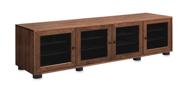 Majestic EX 83-inch Solid Wood Media Console (4 Enclosures)-Standout Designs
