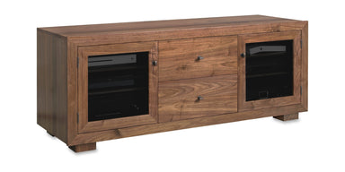 Customized Haven EX 64-inch Solid Wood Media Console (2 Media Drawers)