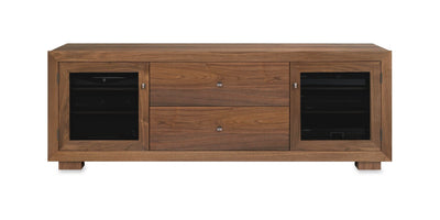 Customized Haven EX 72-inch Solid Wood Media Console (2 Media Drawers)