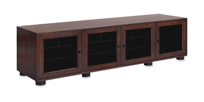 Majestic EX 83-inch Solid Wood Media Console (4 Enclosures)