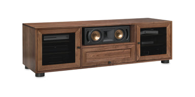 Majestic EX 70-inch Solid Wood Media Console (Center Speaker Shelf and Media Drawer)-Standout Designs