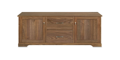Wood Door Panel Set for Horizon EX Media Consoles