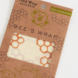 Wax Wrap - Honeycomb Print - Single Medium
