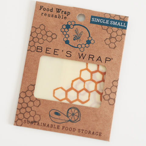 Wax Wrap - Honeycomb Print - Single Small