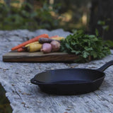 Barebones Large Cast Iron Skillet