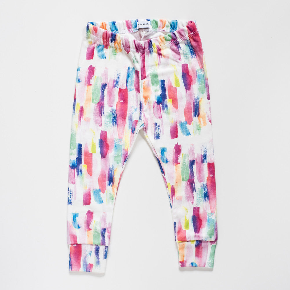 Watercolor Legging