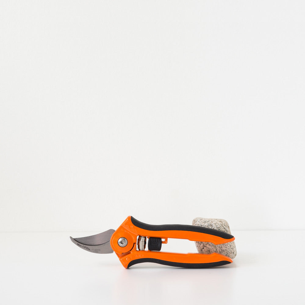 Dramm By-Pass Pruner - Orange