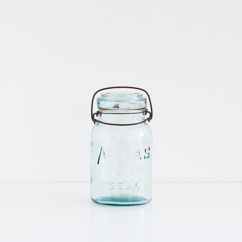 Glass Jar 01