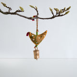 Large Prosperity Hen Ornament